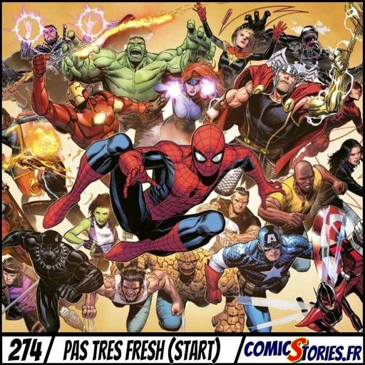 ComicStories #274 - Pas très Fresh (Start)