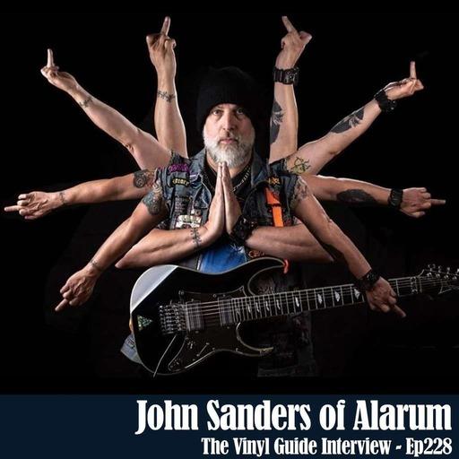 Ep228: John Sanders of Alarum