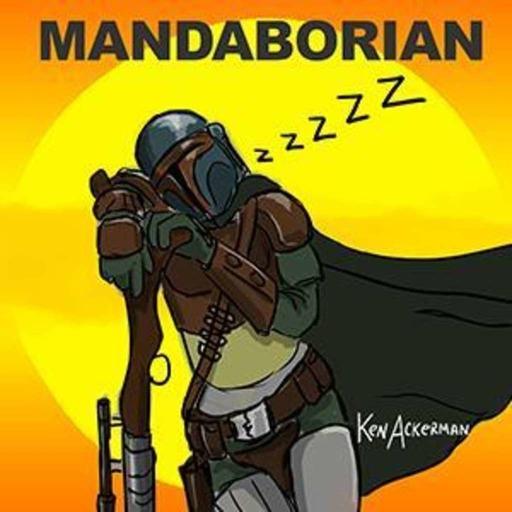 855 - Redemption   Mandoborian on Mandalorian S1 E8