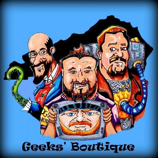 Geeks' Boutique Episode #35:  The Return of the Ulfhedinn Vikings!