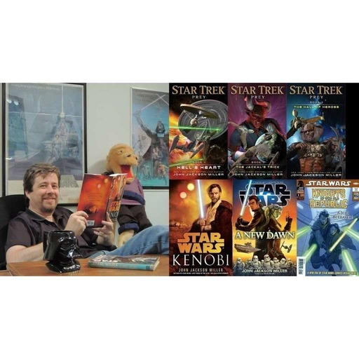 SciFi Diner Pilots 383 – Star Trek (oriGinal Series) The Cage – With Special Guest John Jackson Miller (Author of the Star Trek Discovery Novel Enterprise War and Die Standing)