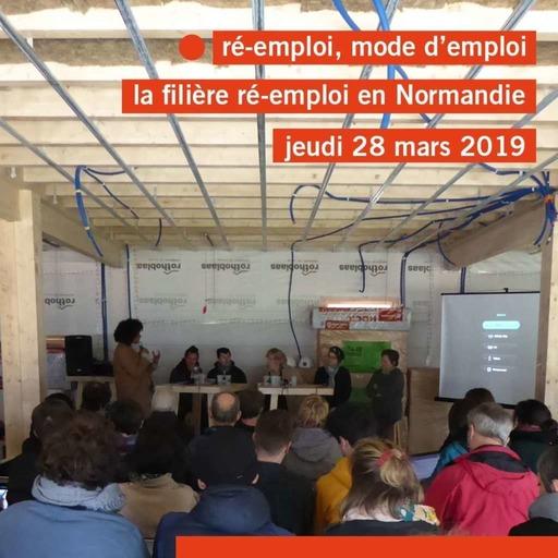 Ré-emploi, mode d'emploi - La filière réemploi en Normandie