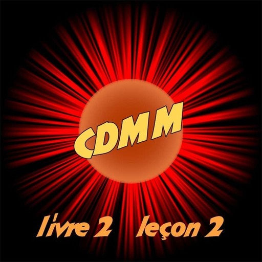 CDMM : Livre 2 — Leçon 2