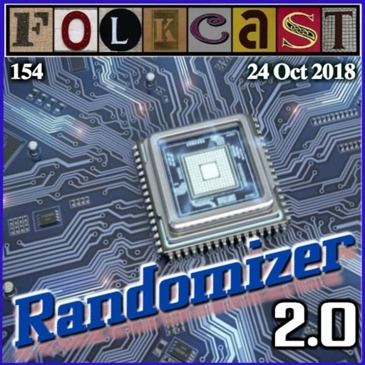 FolkCast 154 - 24 October 2018