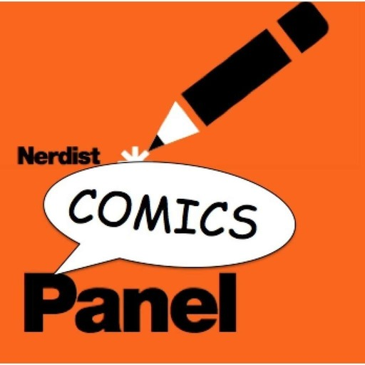 """Funny Pages"" Panel from SDCC"