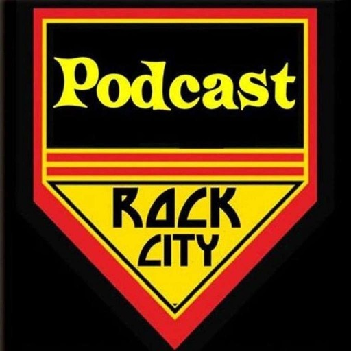 Podcast Rock City EPISODE 250 That 80's Show!