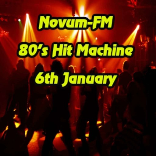 Novum FM 80's Hit Machine 06-01