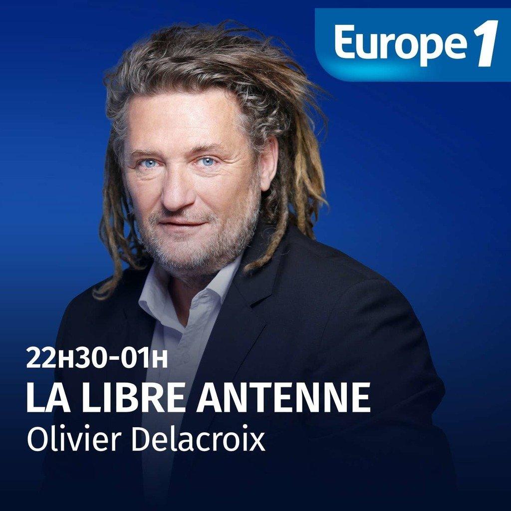 La libre antenne - Olivier Delacroix