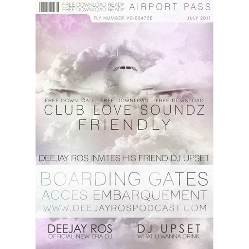 #1 Club Love Soundz Friendly Upset