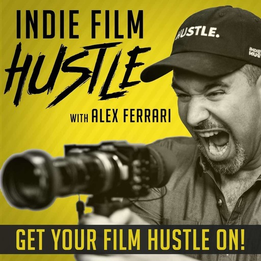 IFH 354: Navigating the Shark Invested Film Distribution Waters with Jerome Courshon