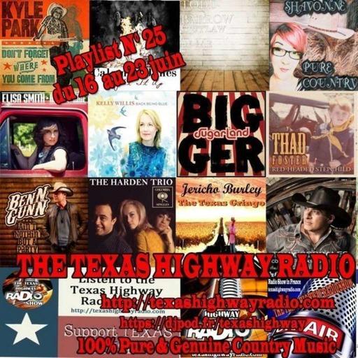 Texas Highway Radio Show N° 25