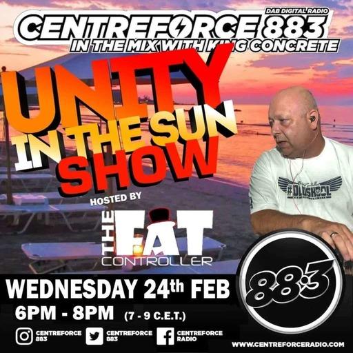 Episode 145: Centreforce Radio 883 24th February 2021