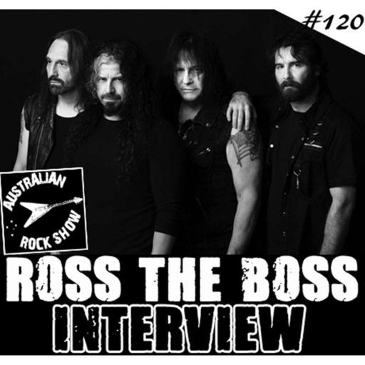 Episode 120 - Ross The Boss Interview