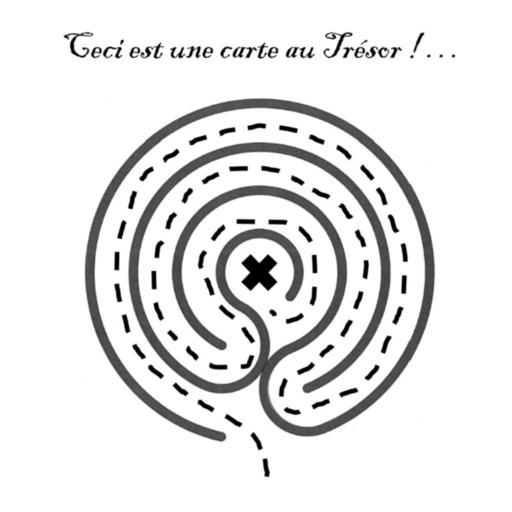 Mini Conférence sur le labyrinthe le plus simple à 3 circonvolutions