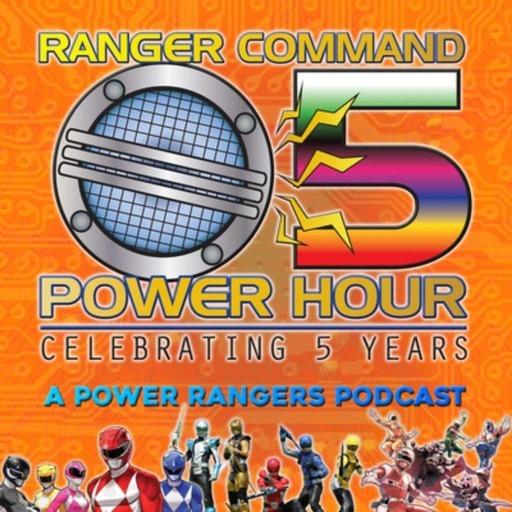"Ranger Command Power Hour #142 ""Ranger Merch Review: Boom! Studios Power Rangers Comics Part 6 – Go Go Beyond the Grid"""