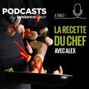 La recette du chef - Maxime Passerat, chef du Petit Bouchon à Dieppe