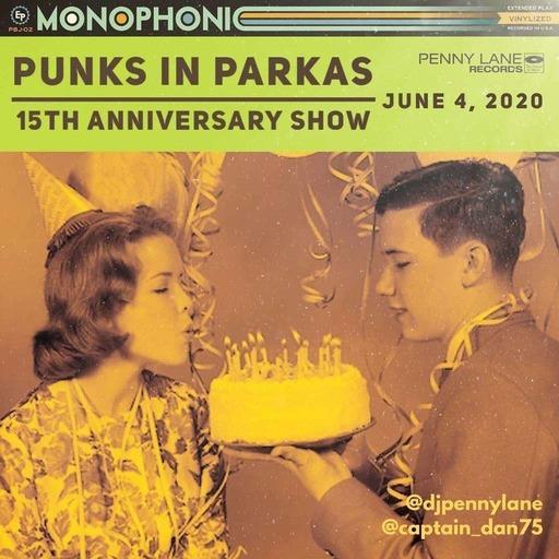 Punks in Parkas - June 4, 2020